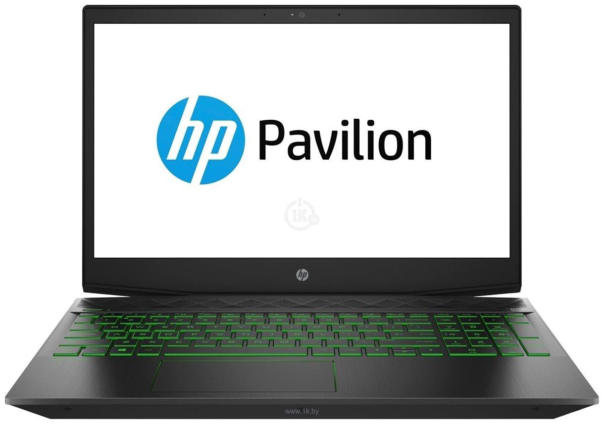 Фотографии HP Pavilion Gaming 15-ec0002ur (8KE05EA)