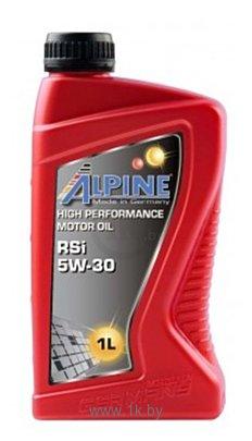 Фотографии Alpine RSi 5W-30 1л