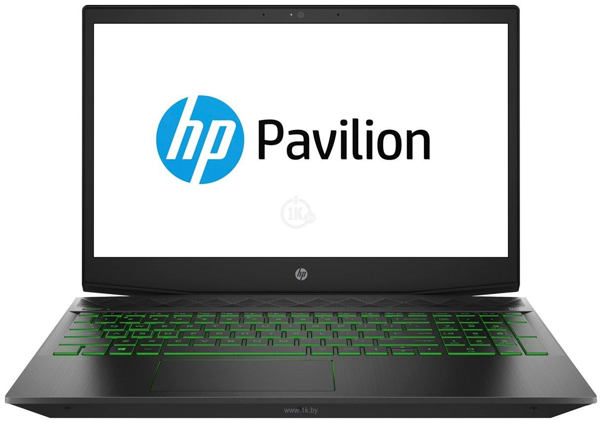 Фотографии HP Gaming Pavilion 15-cx0118ur (5GZ82EA)