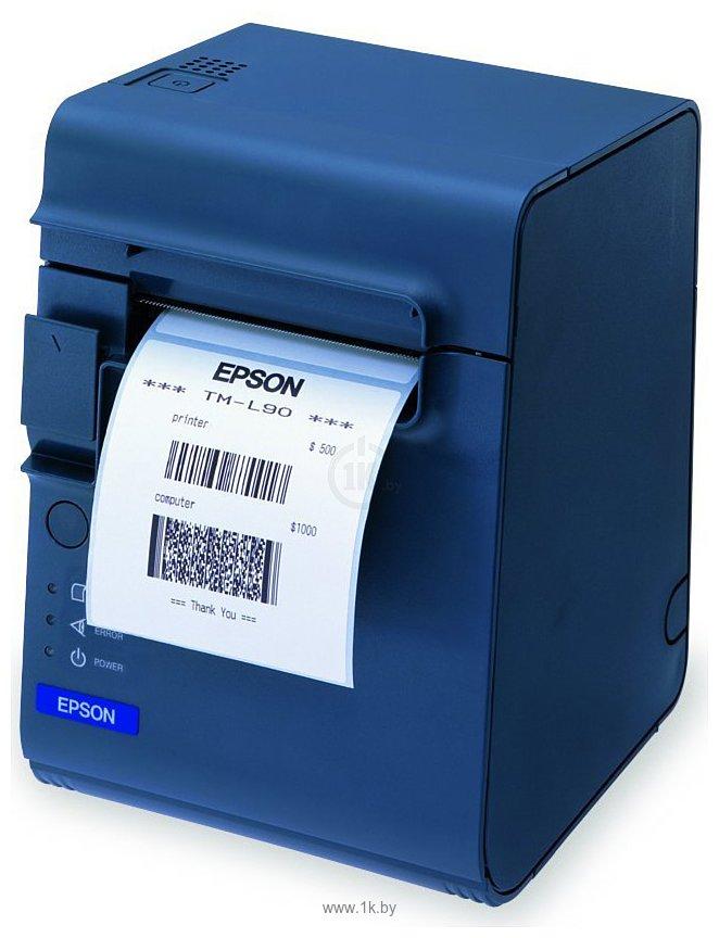 Фотографии Epson TM-L90