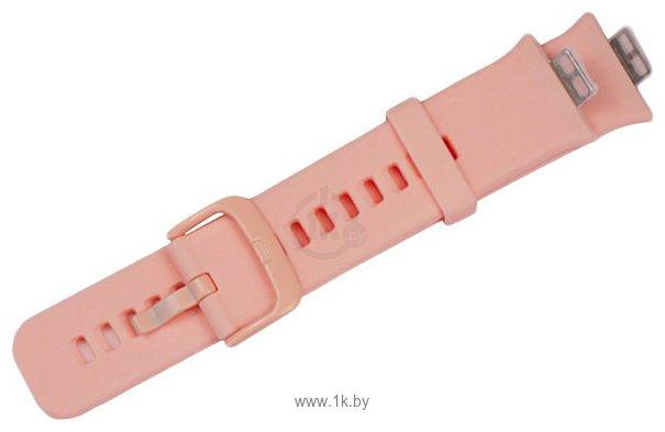 Фотографии KST силиконовый для Huawei Watch FIT (розовый)