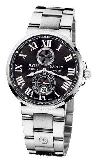 купленный часы ulysse nardin maxi marine chronometer 43mm духи для