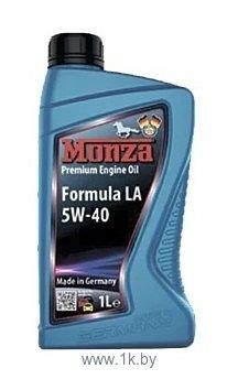 Фотографии Monza Formula LA 5W-40 1л
