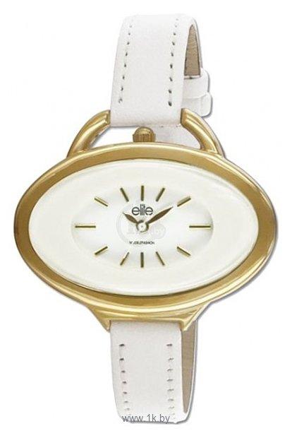 Контакты. Часы наручные женские Elite E52482.101 гламурные. Ваша корзина. Доставка