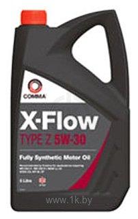 Фотографии Comma X-Flow Type Z 5W-30 5л