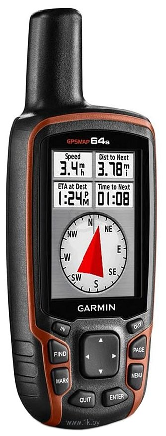 Фотографии Garmin GPSMAP 64s