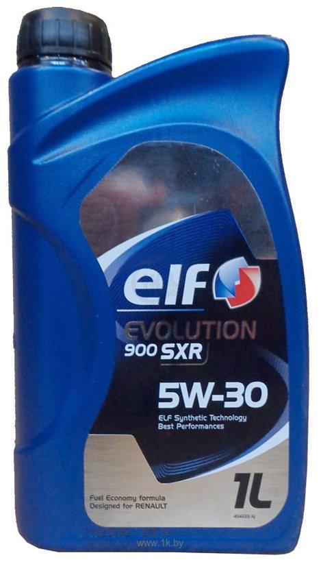 Фотографии Elf Evolution 900 SXR 5W-30 1л