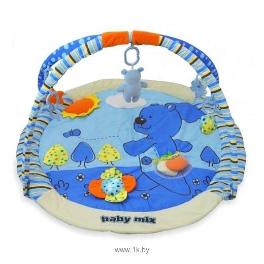Фотографии Baby Mix Мишка голубой ТК/3240С