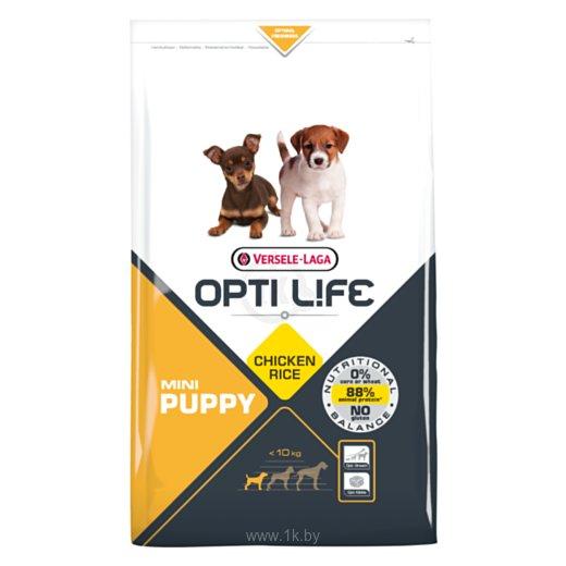 Фотографии Opti Life (2.5 кг) Puppy Mini