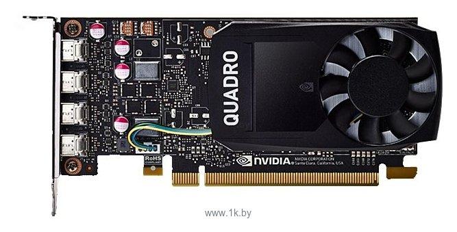 Фотографии HP Quadro P1000 PCI-E 3.0 4096Mb 128 bit HDCP
