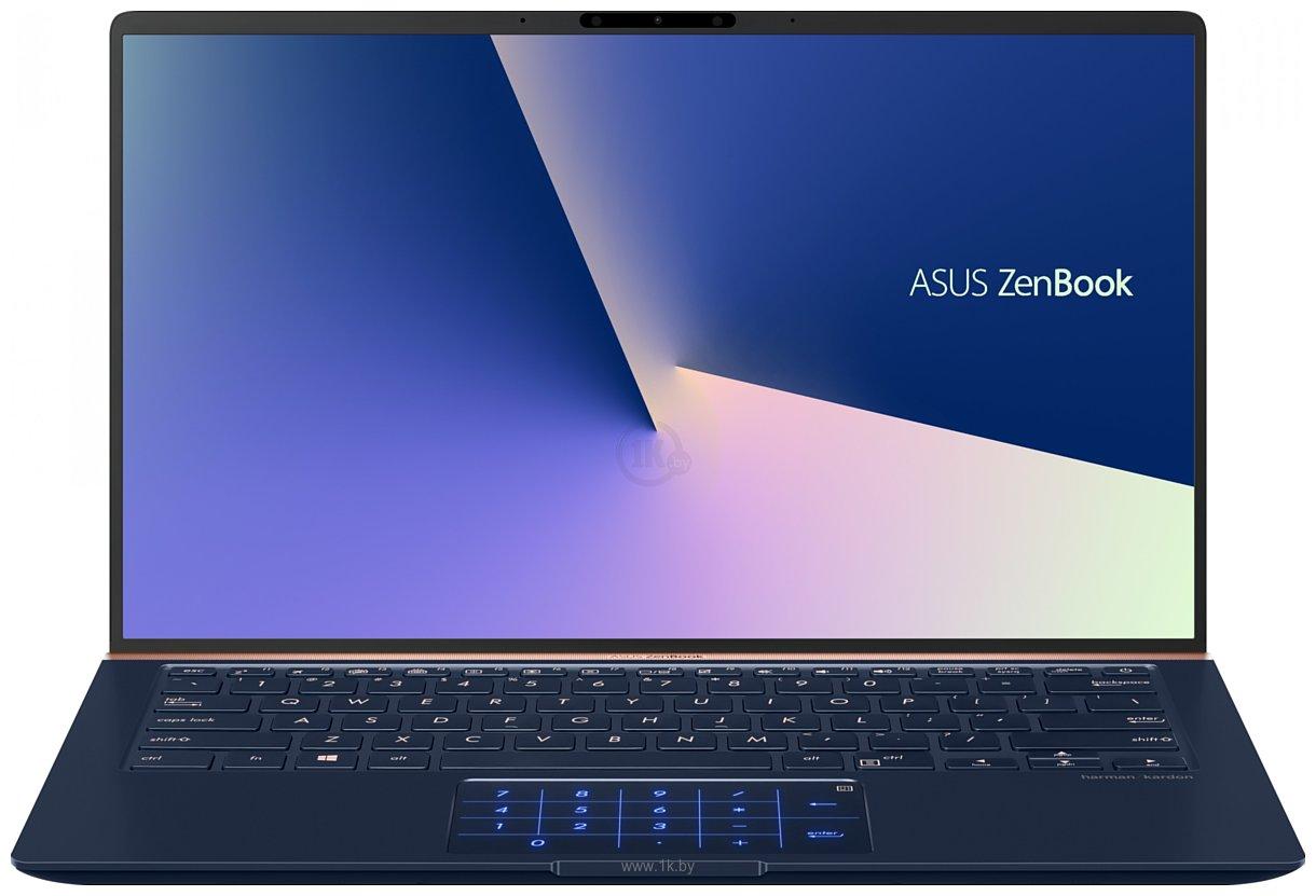 Фотографии ASUS Zenbook UX433FA-A5118T