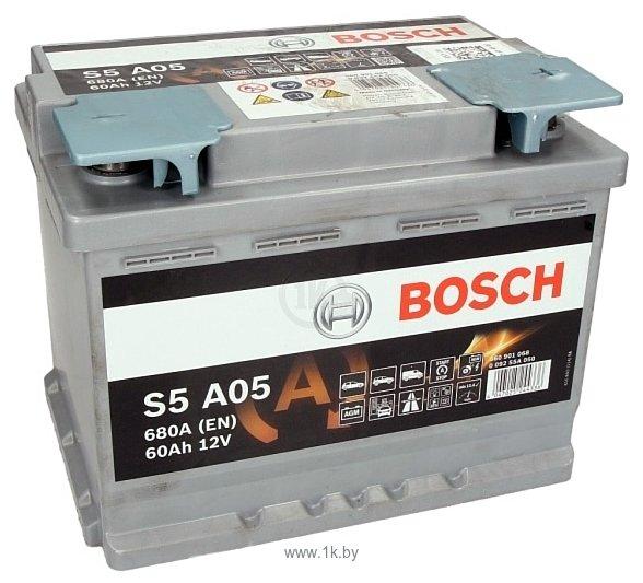 Фотографии Bosch S5 A05 (60Ah)