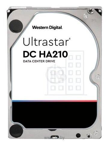Фотографии Western Digital Ultrastar DC HA210 1 TB (HUS722T1TALA604)