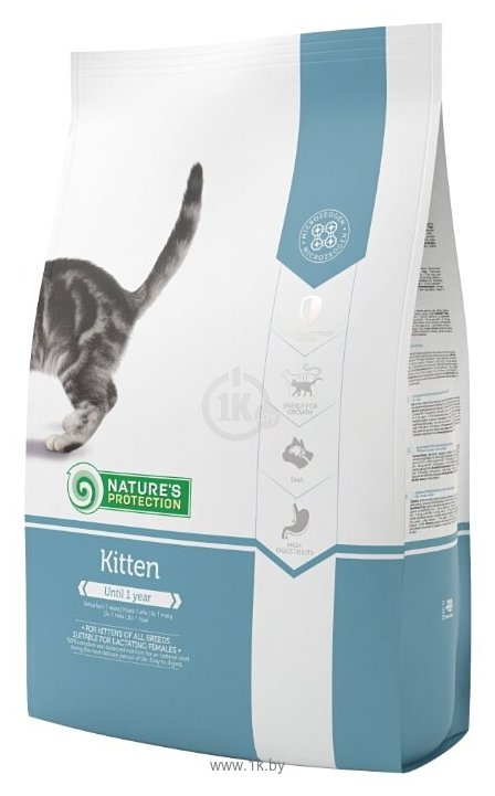 Фотографии Nature's Protection (7 кг) Kitten
