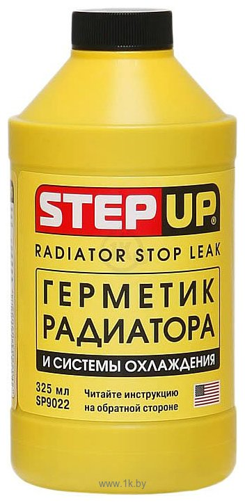 Фотографии Step Up Radiator Stop Leak 325 ml (SP9022)