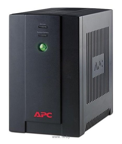 Фотографии APC by Schneider Electric Back-UPS 1400VA, 230V, AVR, IEC Sockets (BX1400UI)
