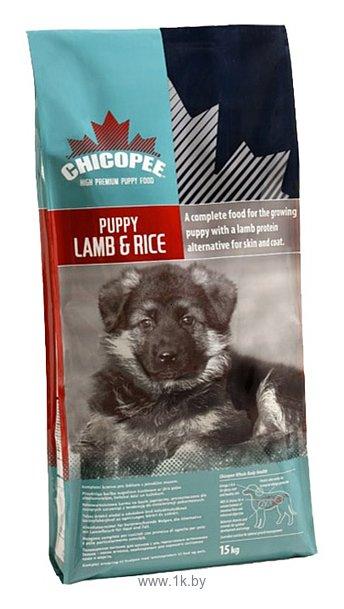 Фотографии Chicopee (15 кг) Для щенков всех пород с ягненком и рисом