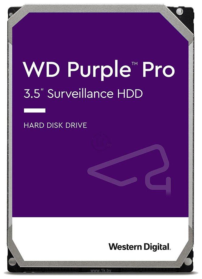 Фотографии Western Digital Purple Pro 8TB WD8001PURP