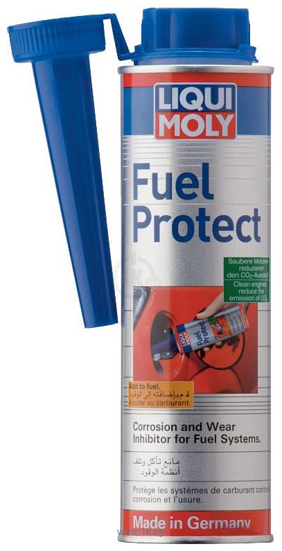 Фотографии Liqui Moly Fuel Protect 300 ml