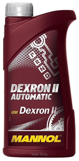 Фотографии Mannol Dexron II Automatic 1л