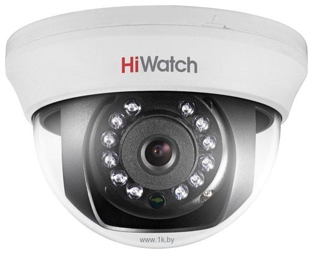 Фотографии HiWatch DS-T101 (3.6 мм)