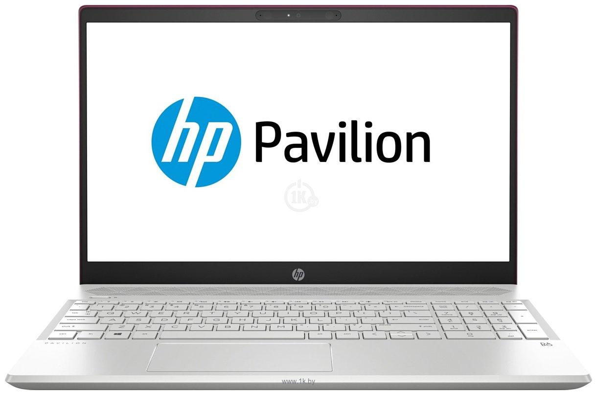 Фотографии HP Pavilion 15-cs0019nw (4UD93EA)