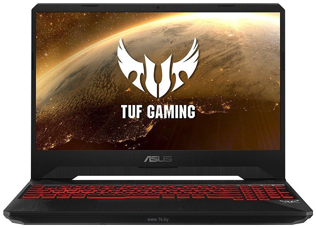 Фотографии ASUS TUF Gaming FX505DY-BQ009