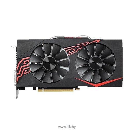 Фотографии ASUS GeForce GTX 1070 1582Mhz PCI-E 3.0 8192Mb 8008Mhz 256 bit DVI 2xHDMI HDCP Expedition OC