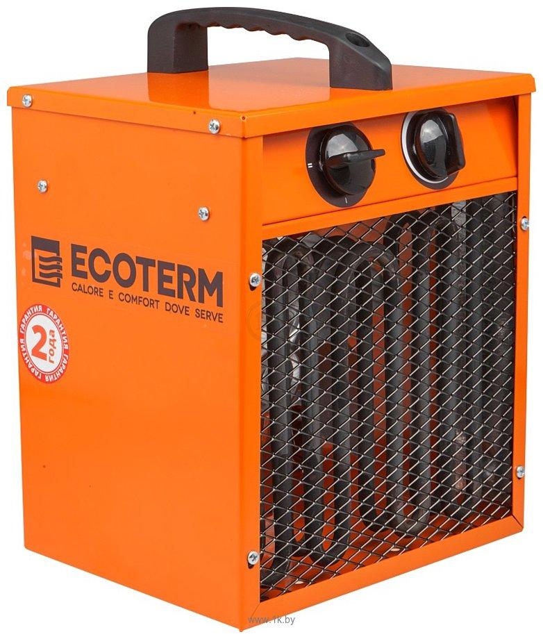 Фотографии Ecoterm EHC-03/1C
