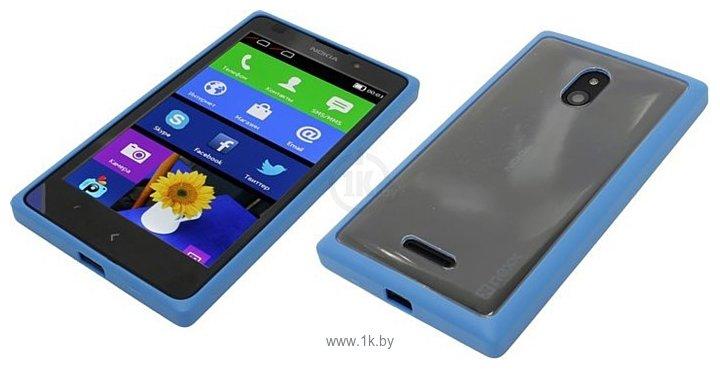 Фотографии NEXX Zero для Nokia XL (голубой)