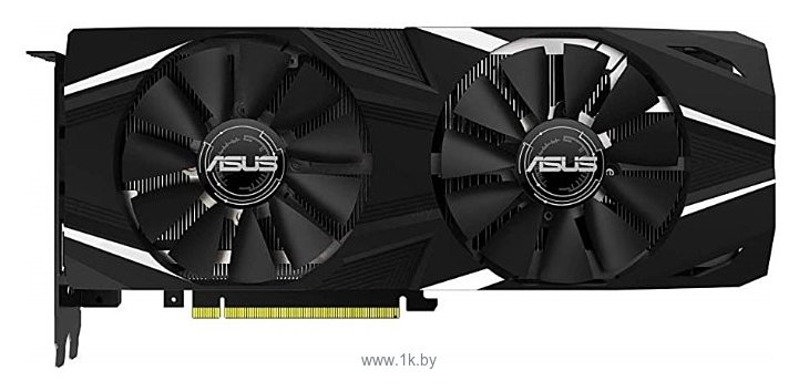 Фотографии ASUS GeForce RTX 2080 1515MHz PCI-E 3.0 8192MB 14000MHz 256 bit HDMI HDCP Dual OC