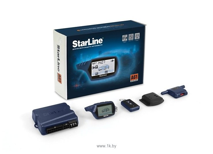 Фотографии StarLine A61 Dialog