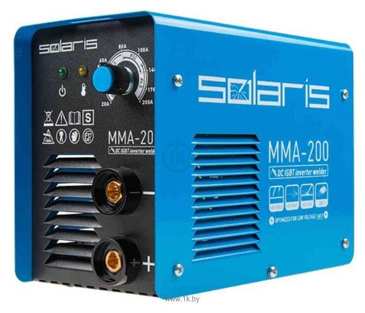 Фотографии Solaris MMA-200