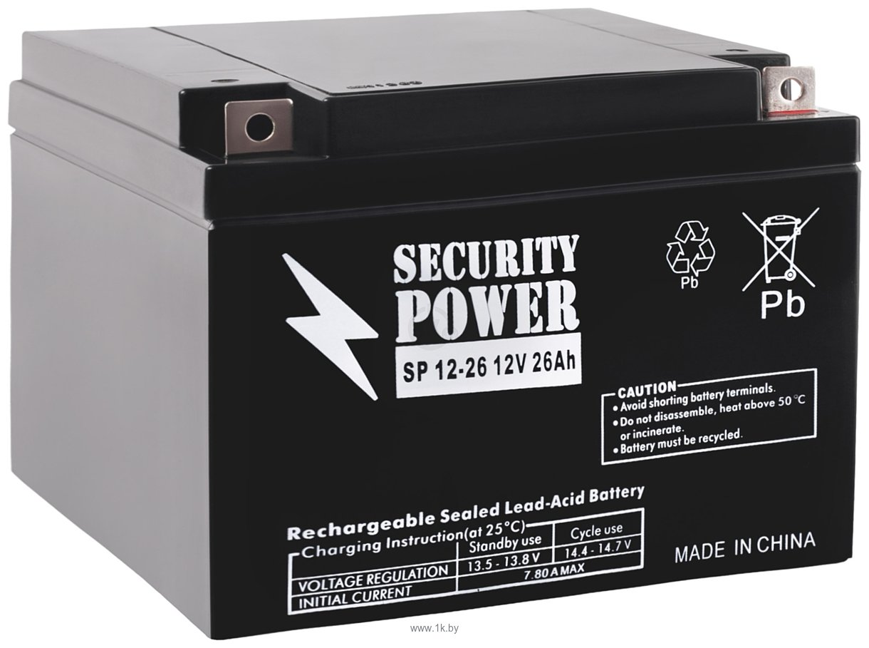 Фотографии Security Power SP 12-26