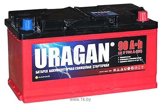 Фотографии Uragan R (90Ah)