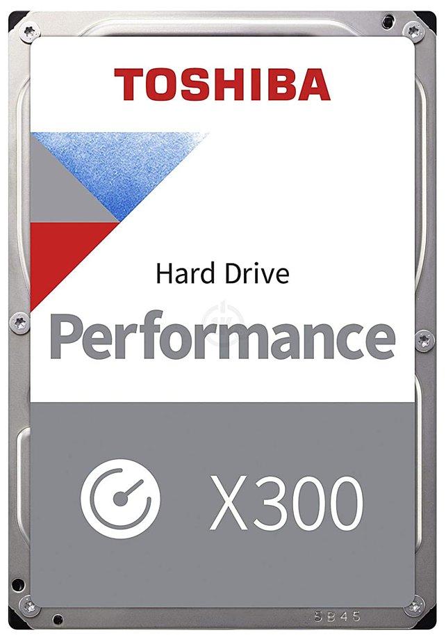 Фотографии Toshiba X300 14TB HDWR21EUZSVA