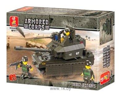Фотографии SLUBAN Сухопутные войска 2 M38-B0287 M1A2-Abrams