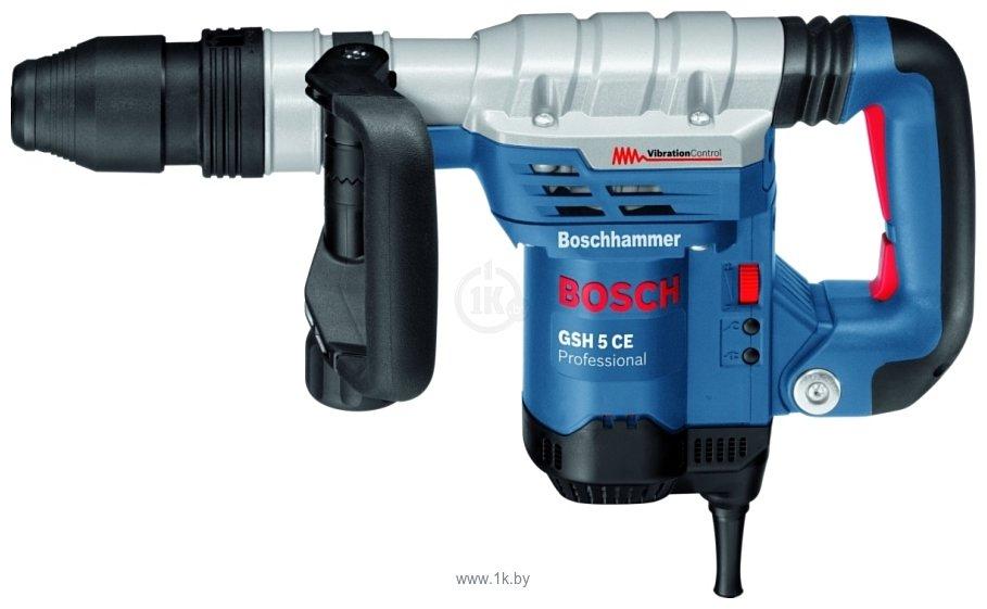 Фотографии Bosch GSH 5 CE Professional (0611321000)