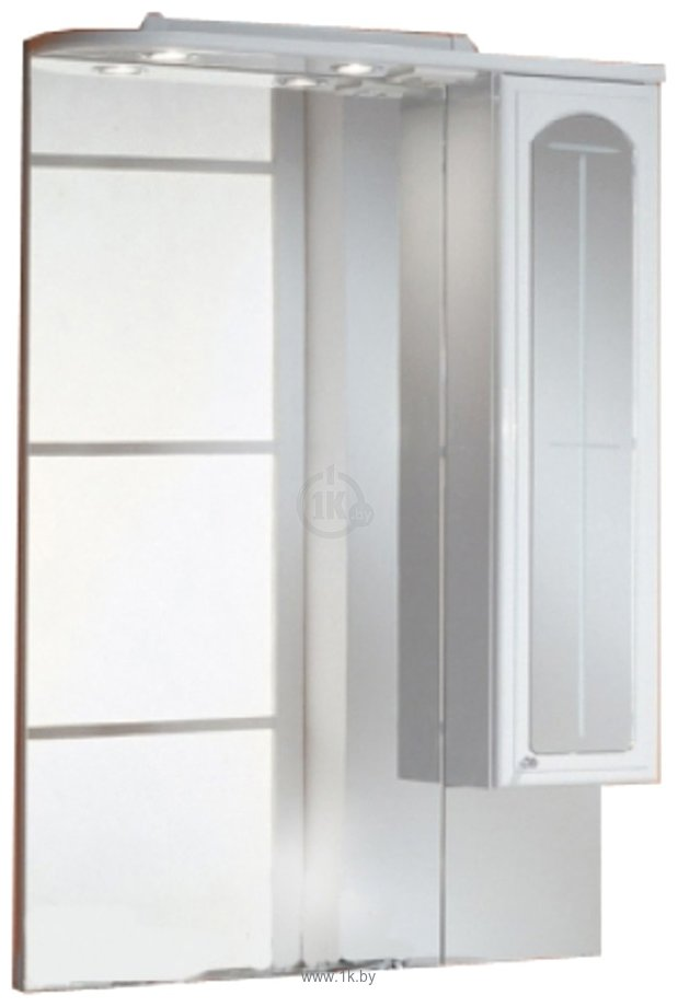Фотографии Акватон Эмилья 75 Шкаф-зеркало правый (1.A011.2.02E.J01.R)