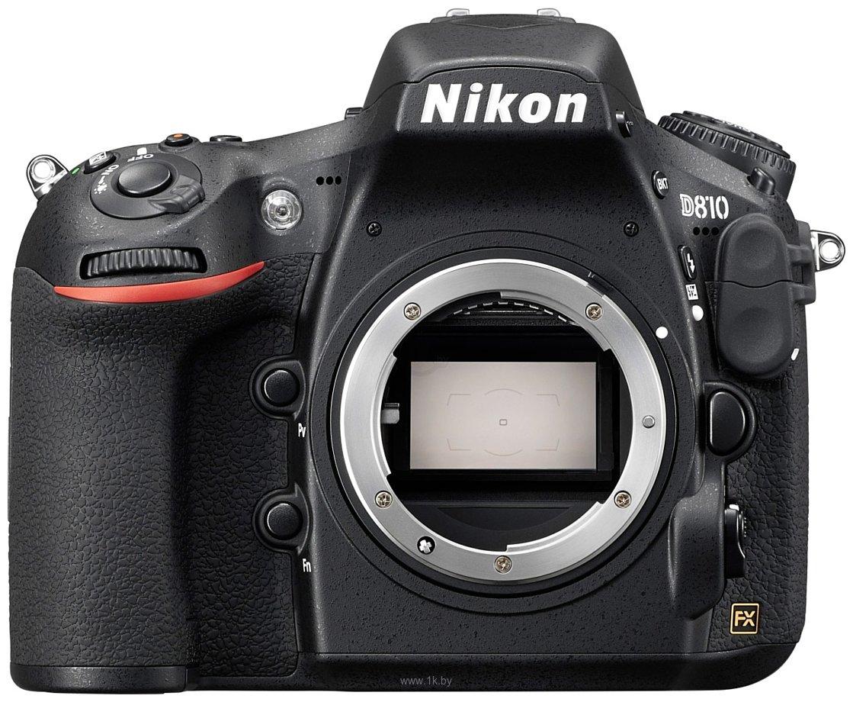 Фотографии Nikon D810 Body