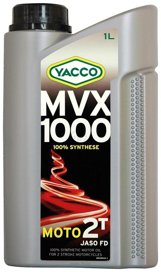 Фотографии Yacco MVX 1000 2T 1л