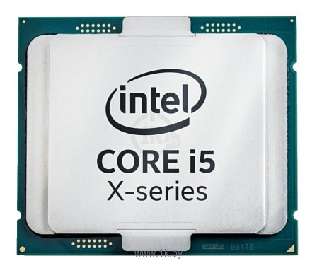 Фотографии Intel Core i5-7640X Kaby Lake (4000MHz, LGA2066, L3 6144Kb)