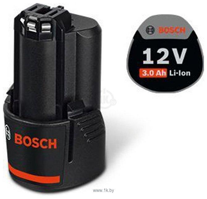 Фотографии Bosch GBA 12V 3.0Ah Professional (1600A00X79)