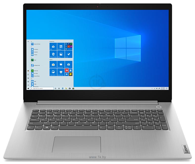 Фотографии Lenovo IdeaPad 3 17IML05 (81WC009LRE)