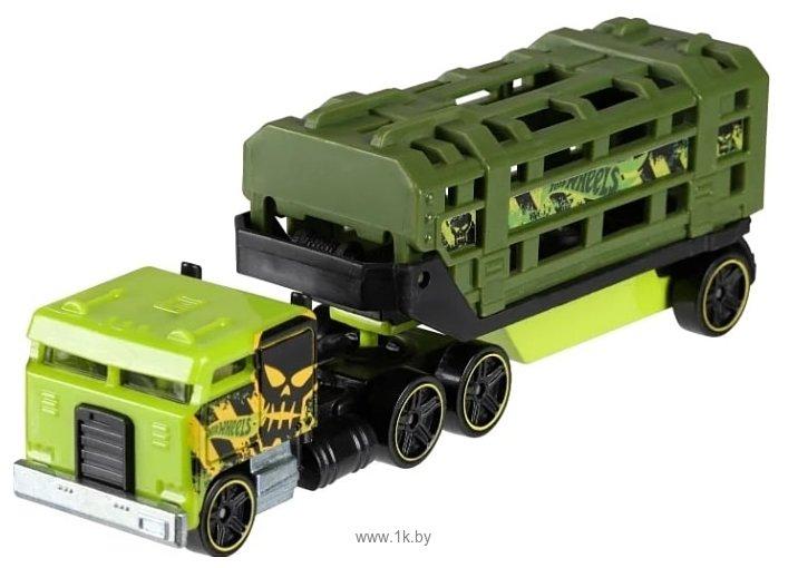 Фотографии Hot Wheels Caged Cargo BFM73 BFM60