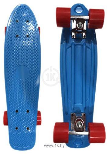 Фотографии Display Penny Board Blue/red