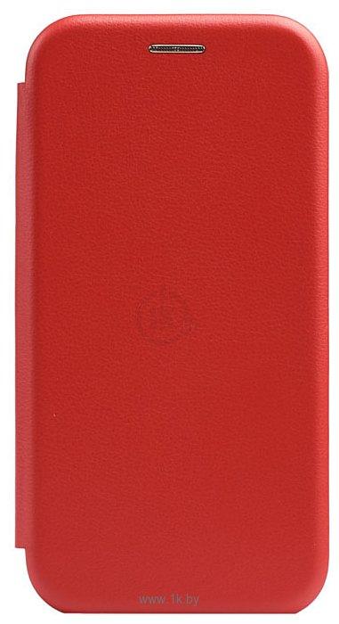 Фотографии EXPERTS WINSHELL BOOK CASE для Huawei Y7 (2019) (красный)