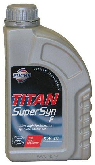 Фотографии Fuchs Titan Supersyn F 5W-30 1л