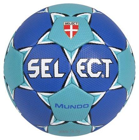 Фотографии Select Mundo (3 размер, синий)