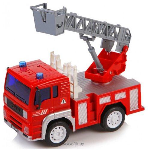 Фотографии Big Motors Пожарная машинка WY550B